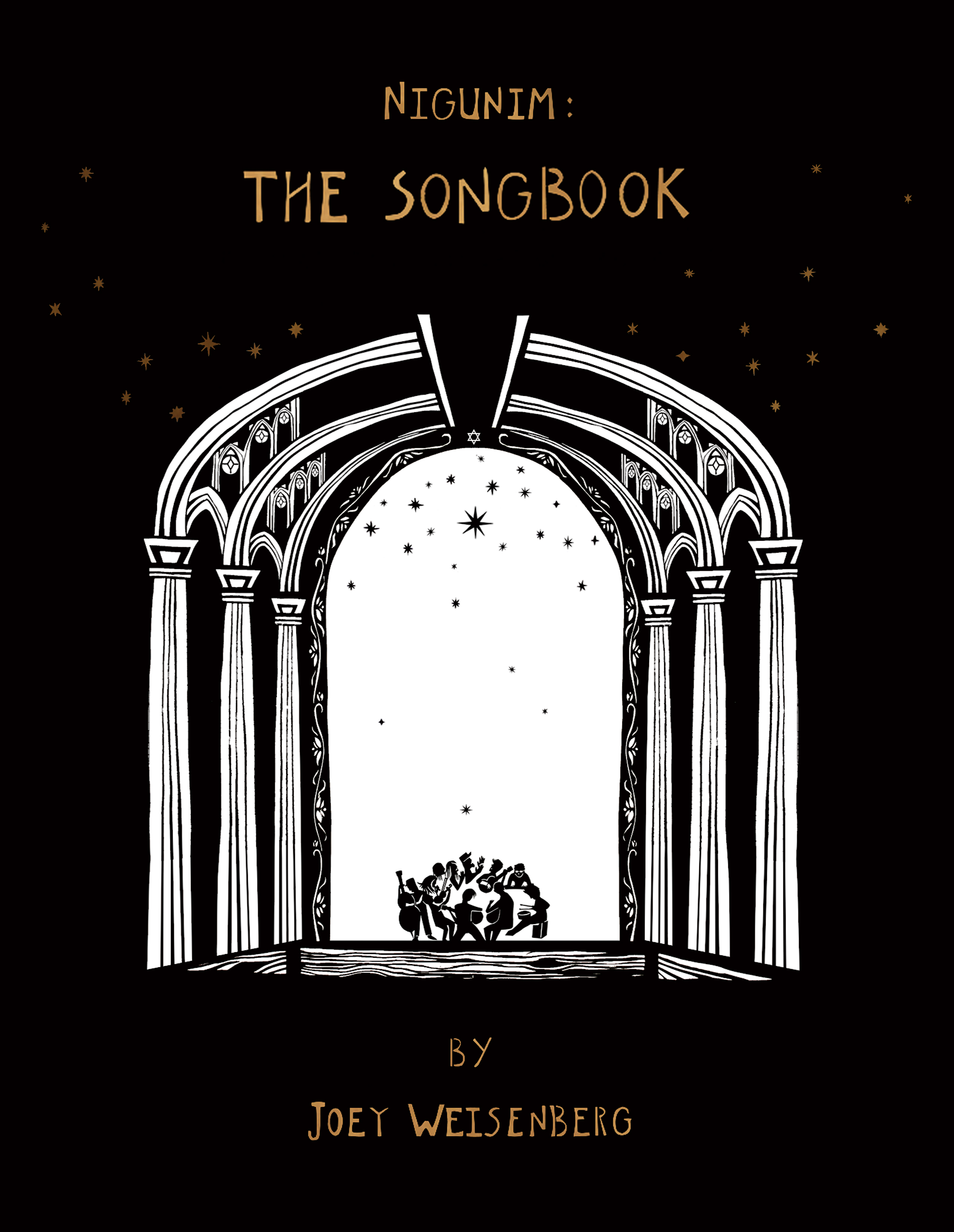 Joey Songbook Front Cover